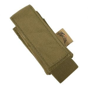 Flyye Poche renforcée pour grenade 40 mm avec système MOLLE Coyote Brown