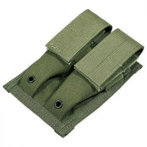 Flyye Porte-chargeur double 9 mm MOLLE Ranger Green