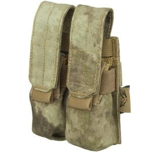 Flyye Porte-chargeur double 9 mm Ver. FE MOLLE A-TACS AU