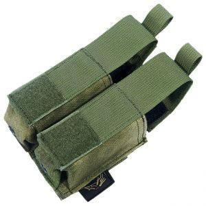 Flyye Porte-chargeur double de pistolet 9 mm Ver. HP MOLLE A-TACS FG