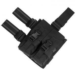 Flyye Plateforme de cuisse à passants avec double porte-chargeur pour M4/M16 noir