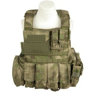 Flyye Gilet tactique Force Recon avec poches ver. Land A-TACS FG