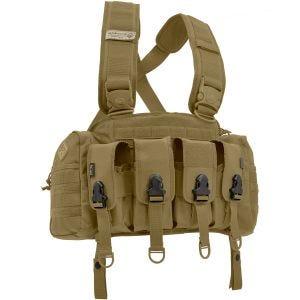 Hazard 4 Gilet de combat Frontline Assault pour chargeurs de fusil Coyote