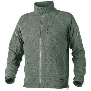 Helikon Veste polaire Alpha Tactical Foliage Green