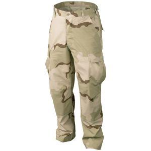 Helikon Véritable pantalon BDU en coton Ripstop Desert tricolore