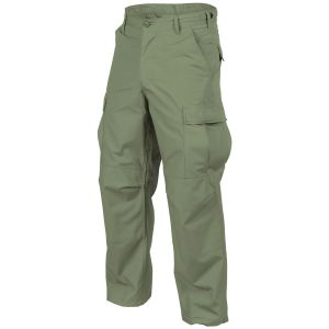 Helikon Véritable pantalon BDU en polycoton Ripstop vert olive