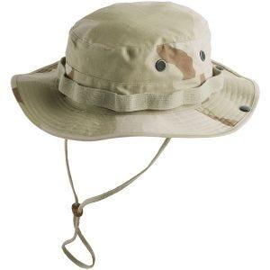 Helikon Chapeau de brousse GI Desert tricolore
