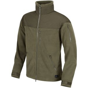 Helikon Polaire Classic Army vert olive