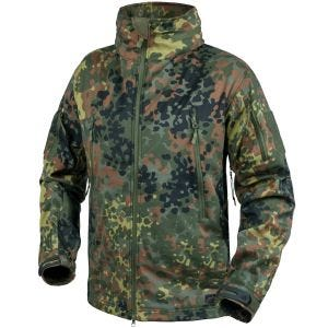 Helikon Veste softshell Gunfighter Flecktarn
