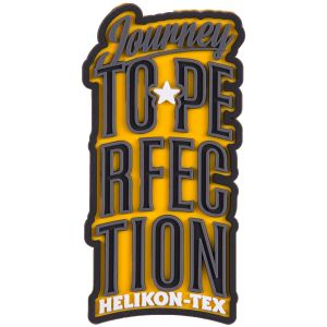 Helikon Écusson Journey jaune