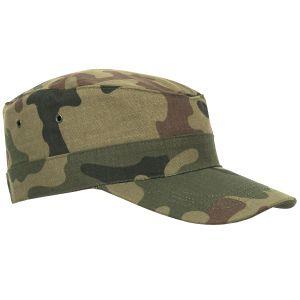 Helikon Casquette militaire PL Woodland