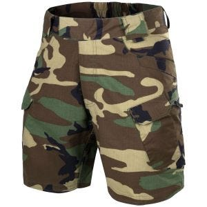 "Helikon Short tactique Urban 8.5"" US Woodland"