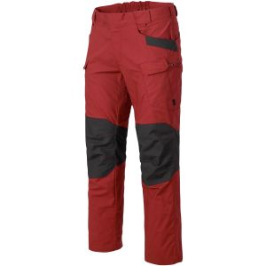 Helikon Pantalon UTP en Ripstop Crimson Sky/Ash Grey