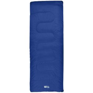 Highlander Sac de couchage rectangulaire Sleepline 250 bleu