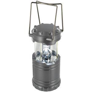 Highlander Lanterne pliable 7 LED grise