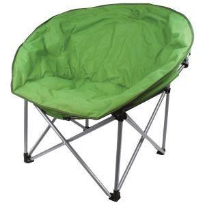 Highlander Fauteuil style moonchair Deluxe vert