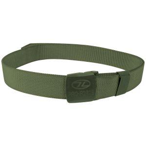 Highlander Ceinture militaire Operations vert olive