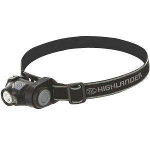 Highlander Lampe frontale Shine à LED Cree 3W noire