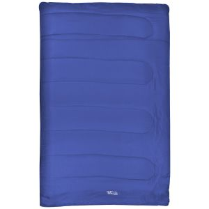 Highlander Sac de couchage sarcophage 2 personnes Sleepline Royal Blue