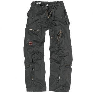 Surplus Pantalon cargo Infantry noir