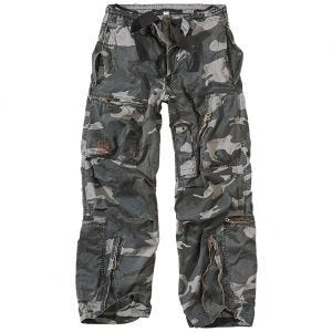 Surplus Pantalon cargo Infantry Night Camo