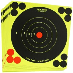 "Jack Pyke Cibles 6"" Spot Shot"
