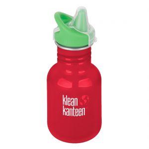 Kid Kanteen Gourde 355 ml avec bouchon à bec Mineral Red