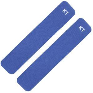 KT Tape Deux bandes en coton bleues