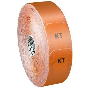 KT Tape Bandage adhésif thérapeutique Jumbo Synthetic Pro prédécoupé Blaze Orange