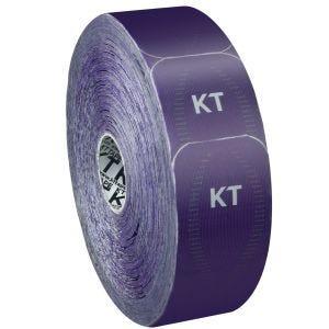 KT Tape Bandage adhésif thérapeutique Jumbo Synthetic Pro prédécoupé Epic Purple