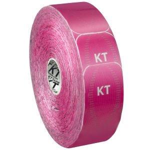 KT Tape Bandage adhésif thérapeutique Jumbo Synthetic Pro prédécoupé Hero Pink
