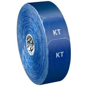 KT Tape Bandage adhésif thérapeutique Jumbo Synthetic Pro prédécoupé Sonic Blue