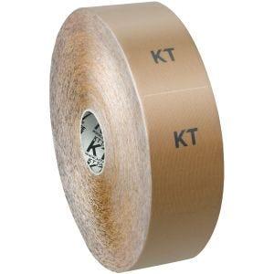 KT Tape Bandage adhésif thérapeutique Jumbo Synthetic Pro non découpé Stealth Beige