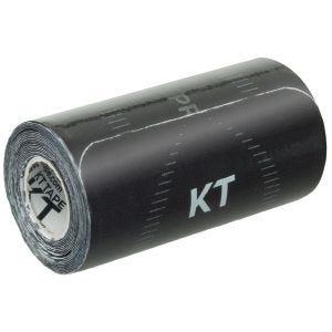 KT Tape Bandage adhésif thérapeutique large Pro prédécoupé noir