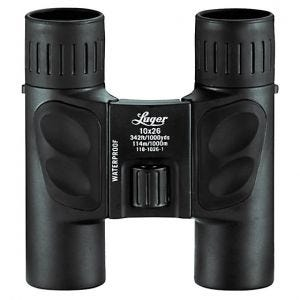 Luger Jumelles LR 10x26 noires