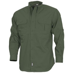 MFH Chemise tactique Strike à manches longues OD Green