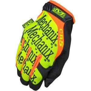 Mechanix Wear Gants CR5 Original Hi-Viz Yellow