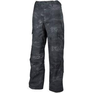 MFH ACU Pantalon de combat en Ripstop HDT Camo LE