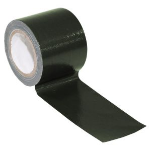MFH Ruban adhésif en tissu BW 5 cm x 5 m OD Green