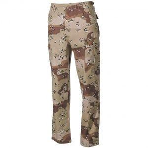 MFH BDU Pantalon de combat en Ripstop Desert à 6 couleurs