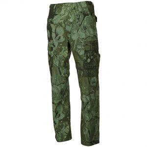 MFH BDU Pantalon de combat en Ripstop vert Hunter