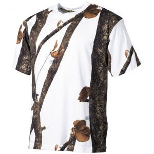 MFH T-shirt de chasseur Hunter Snow