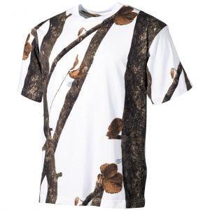 MFH T-shirt de chasseur Hunter Snow