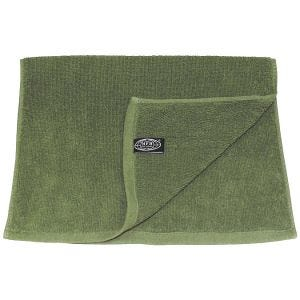 MFH Serviette en tissu éponge 30 x 50 cm OD Green