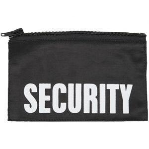 Mil-Tec Écusson avant Security avec fermeture Éclair