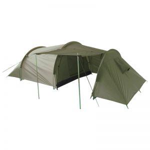 Mil-Tec Tente 3 personnes avec espace de rangement