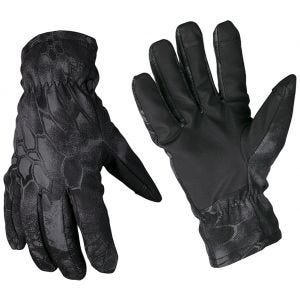 Mil-Tec Gants Softshell Thinsulate Mandra Night