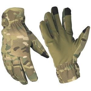 Mil-Tec Gants Softshell Thinsulate Multitarn