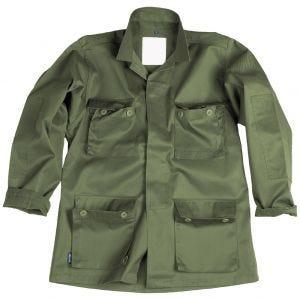 Mil-Tec Chemise militaire BDU vert olive