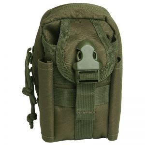 Mil-Tec Sacoche ceinture Commando vert olive